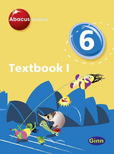 9780602314866: Abacus Evolve Year 6/P7: Textbook 1 (Abacus Evolve (2005) Core Components)