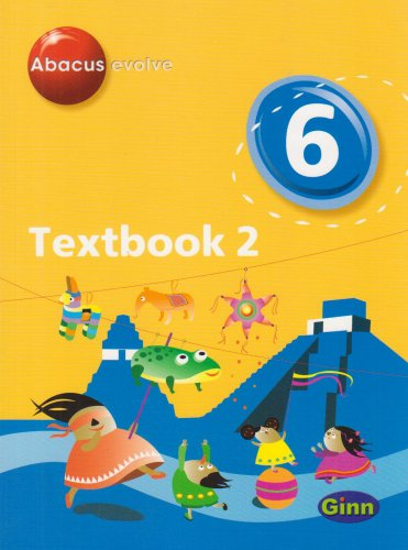 9780602314873: Abacus Evolve Year 6/P7: Textbook 2 (Abacus Evolve (2005) Core Components)