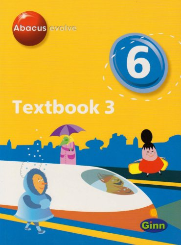 9780602314880: Abacus Evolve Year 6/P7: Textbook 3 (Abacus Evolve (2005) Core Components)