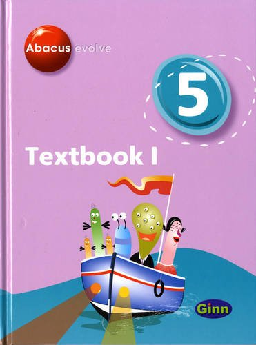 9780602315290: Textbook 1 (Year 5: Abacus Evolve)