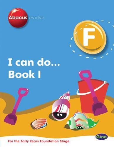 9780602574246: Abacus Evolve Foundation: I Can Do Book 1 Pack of 8: I Can Do Bk. 1 (Abacus Evolve Fwk (2007))
