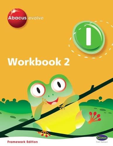 9780602574994: Abacus Evolve Year 1/P2: Workbook 2 Pack of 8 Framework Edition