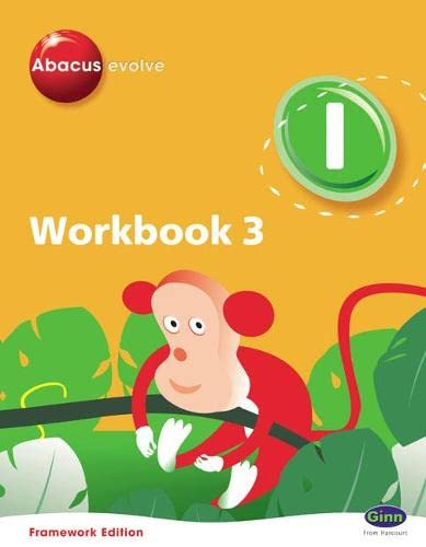 9780602575007: Abacus Evolve Year 1/P2 Workbook 3 Pack of 8 Framework Edition: Workbook No. 3 (Abacus Evolve Framework)