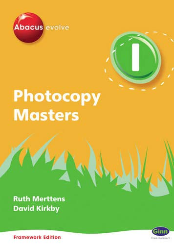 Photocopy Masters: Part 2 (Abacus Evolve) (0602575028) by Ruth Merttens; Dave Kirkby