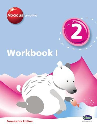 9780602575069: Abacus Evolve Year 2/P3: Workbook 1: Workbook No. 1 (Abacus Evolve Fwk (2007))