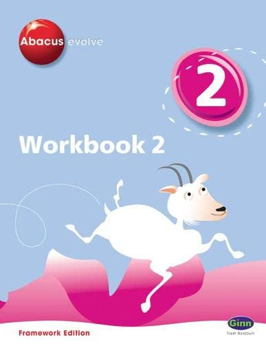 9780602575076: Abacus Evolve Y2/P3 Workbook 2 Pack of 8 Framework (Abacus Evolve Fwk (2007)) (No. 2)