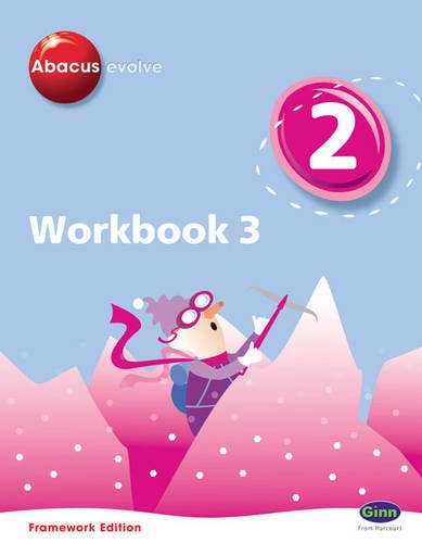 9780602575083: Abacus Evolve Y2/P3 Workbook 3 Pack of 8 Framwork Edition: Workbook No. 3 (Abacus Evolve Fwk (2007))