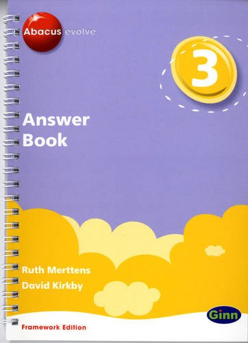 9780602575137: Answer Book: Part 4 (Abacus Evolve)