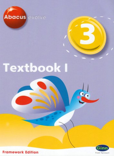 9780602575144: Abacus Evolve Year 3/P4: Textbook 1 Framework Edition: Textbook No. 1 (Abacus Evolve Fwk (2007))