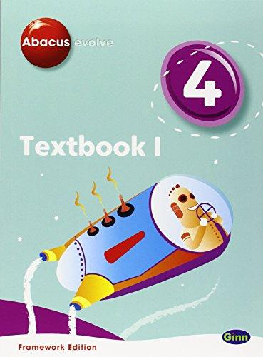 9780602575724: Abacus Evolve Year 4/P5: Textbook 1 Framework Edition: Textbook No. 1 (Abacus Evolve Fwk (2007))