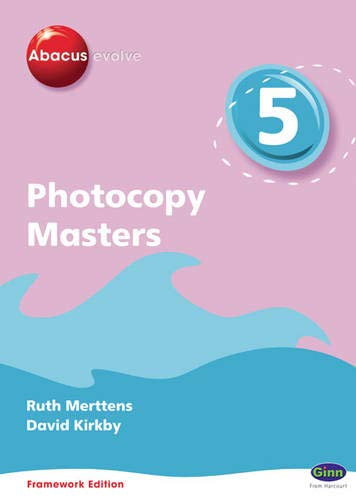 9780602575779: Photocopy Masters: Part 6 (Abacus Evolve Fwk (2007))