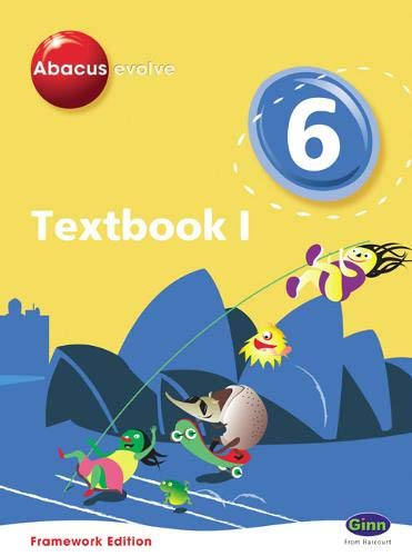 9780602575861: Abacus Evolve Framework Edition Year 6/P7: Textbook 1 (Abacus Evolve Fwk (2007))
