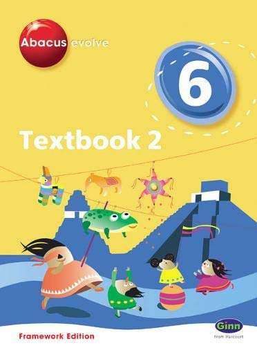 9780602575878: Abacus Evolve Framework Edition Year 6/P7: Textbook 2: Year 6/P7 (Abacus Evolve Fwk (2007))