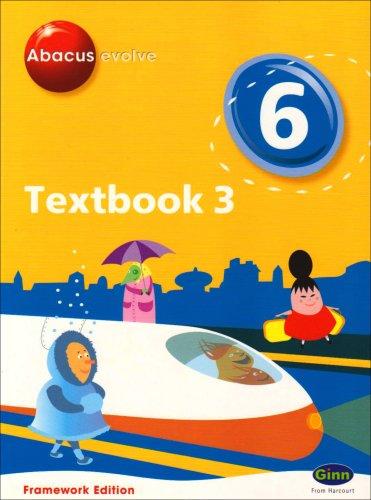 9780602575885: Abacus Evolve Framework Edition Year 6/P7 Textbook 3 (Abacus Evolve Fwk (2007))