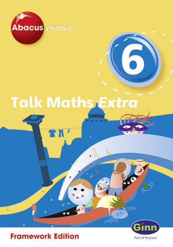9780602575946: Abacus Evolve (non-UK) Year 6: Talk Maths Extra Multi-User Pack