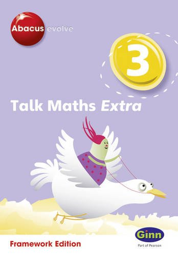 9780602575977: Abacus Evolve (non-UK) Year 3: Talk Maths Extra Single-User Disk