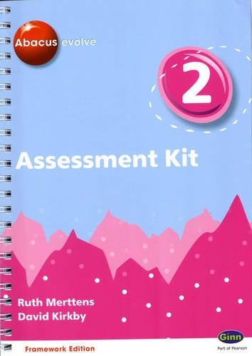 9780602577551: Abacus Evolve Year 2 Assessment Kit Framework (Abacus Evolve Fwk (2007))