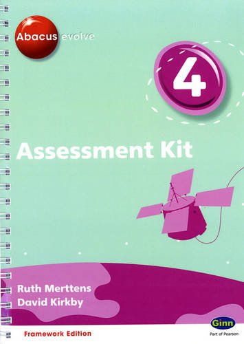 9780602577575: Abacus Evolve Year 4 Assessment Kit Framework (Abacus Evolve Fwk (2007))