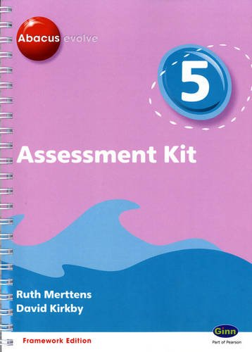 9780602577582: Abacus Evolve Year 5 Assessment Kit Framework