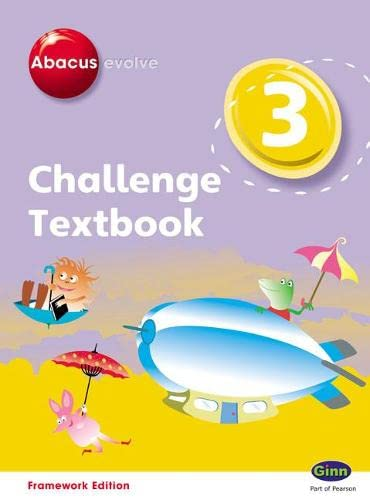 9780602577728: Abacus Evolve Challenge Year 3 Textbook (Abacus Evolve Fwk (2007) Challenge)