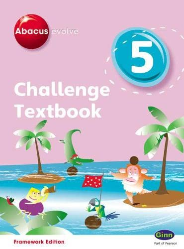 9780602577766: Abacus Evolve Challenge Year 5 Textbook (Abacus Evolve Fwk (2007)Challenge)