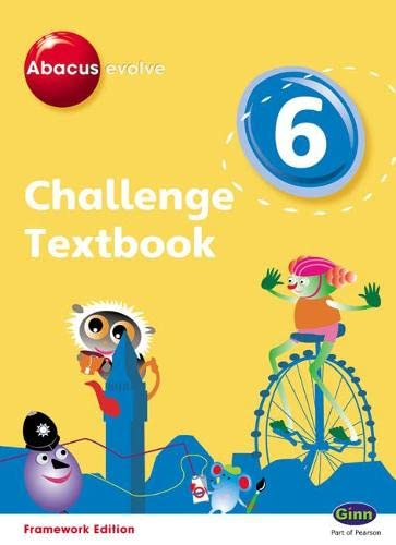 9780602577780: Abacus Evolve Challenge Year 6 Textbook (Abacus Evolve Fwk (2007)Challenge)
