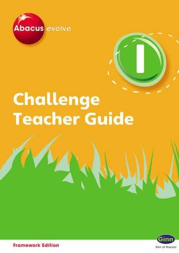 Abacus Evolve Challenge Key Stage 1 Starter Pack: Potter, Gill; Moseley, Cherri