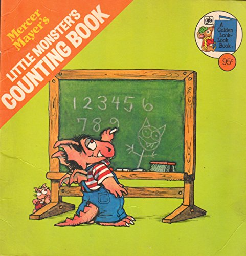 9780603002205: Little Monster's Counting Book