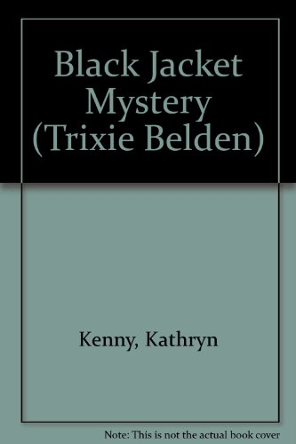 9780603003035: Black Jacket Mystery (Trixie Belden)