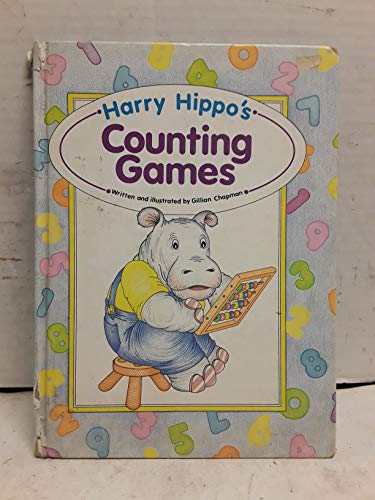9780603007170: Harry Hippo's Counting Games