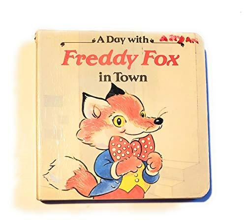 9780603007200: Freddy Fox in Town