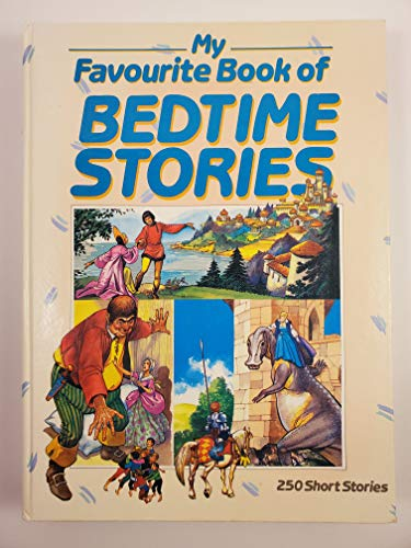 My Favourite Book of Bedtime Stories: Barbara Matthews