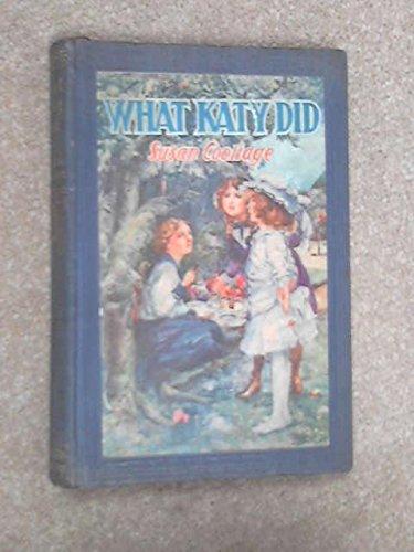What Katy Did: Susan Coolridge