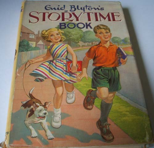 STORYTIME BOOK: ENID BLYTON (REWARDS)