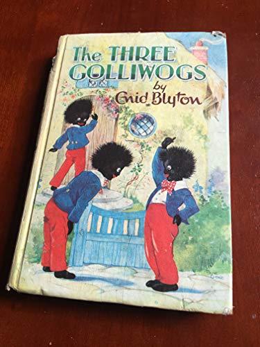 The Three Golliwogs: Blyton, Enid