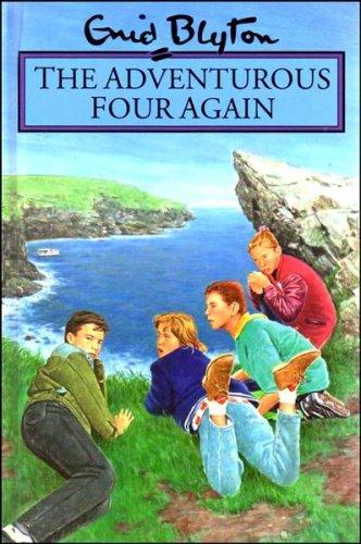 9780603032905: The Adventurous Four Again (Rewards)