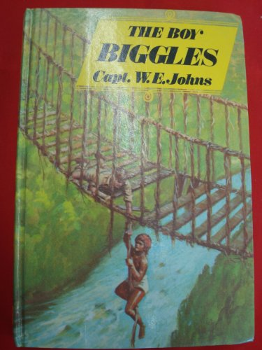 9780603034015: The Boy Biggles (Rewards)