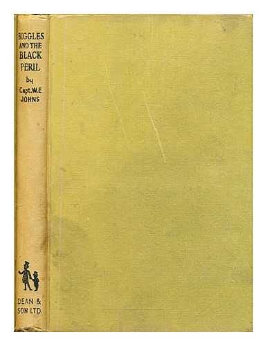 9780603034039: Biggles and the Black Peril