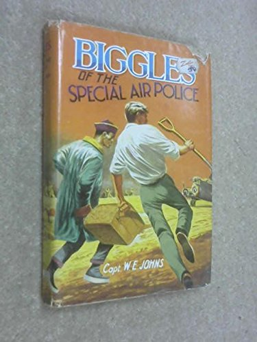 9780603034084: Biggles of the Special Air Police (Rewards)
