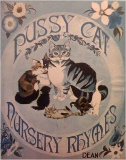9780603052583: Pussy Cat Nursery Rhymes (Gold Star)