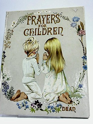 Prayers for Children (Gold Star) (0603057519) by Janet Grahame-Johnstone
