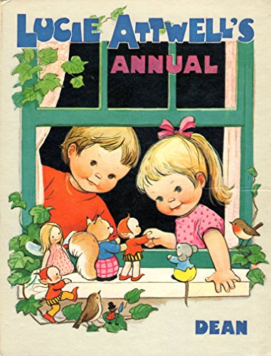 9780603070037: Lucie Attwell's Annual 1971