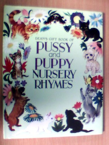 Gift Book of Pussy and Puppy Nursery: Janet and Anne