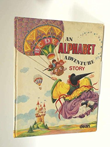 Alphabet Adventure Story: Dzierzek, Anna, Dzierzek,