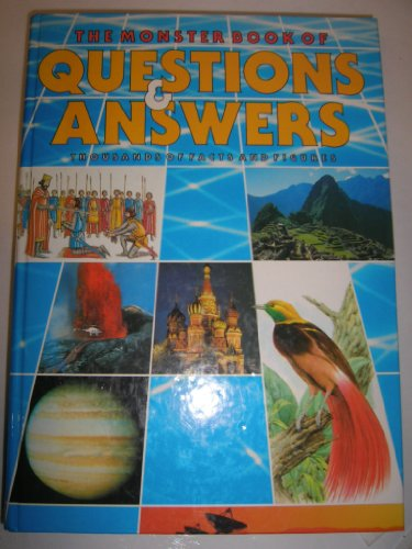 The Monster Book of Questions and Answers