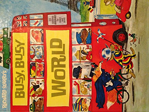 9780603550560: Richard Scarry's Busy, Busy World