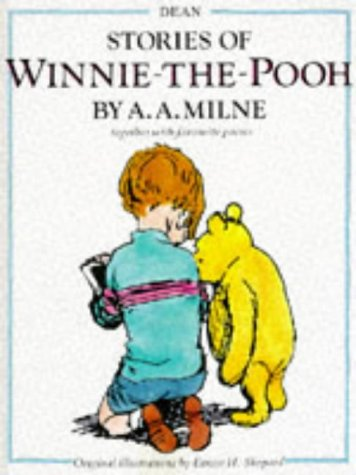 STORIES OF WINNIE-THE-POOH: MILNE, A.A.
