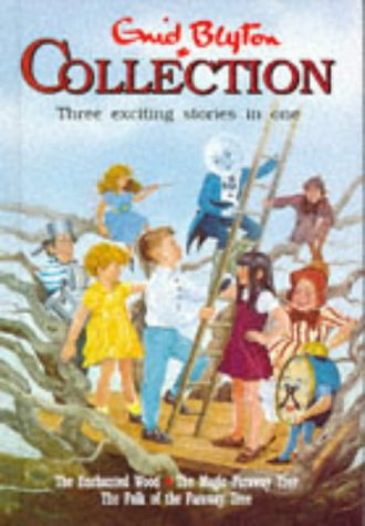 "9780603550911: The Enid Blyton Collection: ""Enchanted Wood"", ""Magic Faraway Tree"" and ""Folk of the Faraway Tree"""