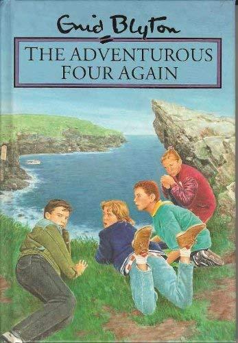 9780603553288: The Adventurous Four Again (Rewards)
