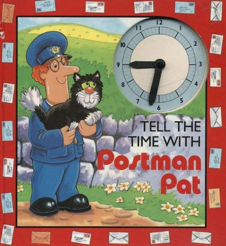 9780603553387: Postman Pat Clock Book